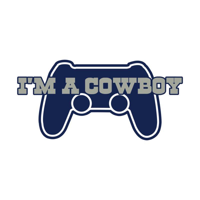 I'm a Cowboy Accessories Mug by Mike Hampton's T-Shirt Shop