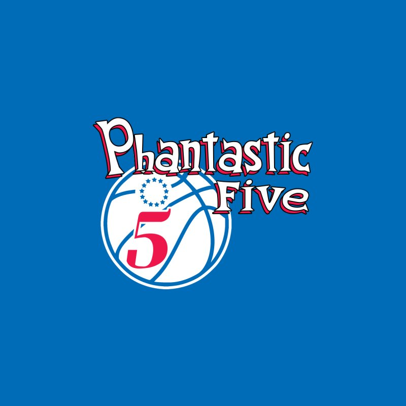 Philly's Greatest Starting Five! by Mike Hampton's T-Shirt Shop