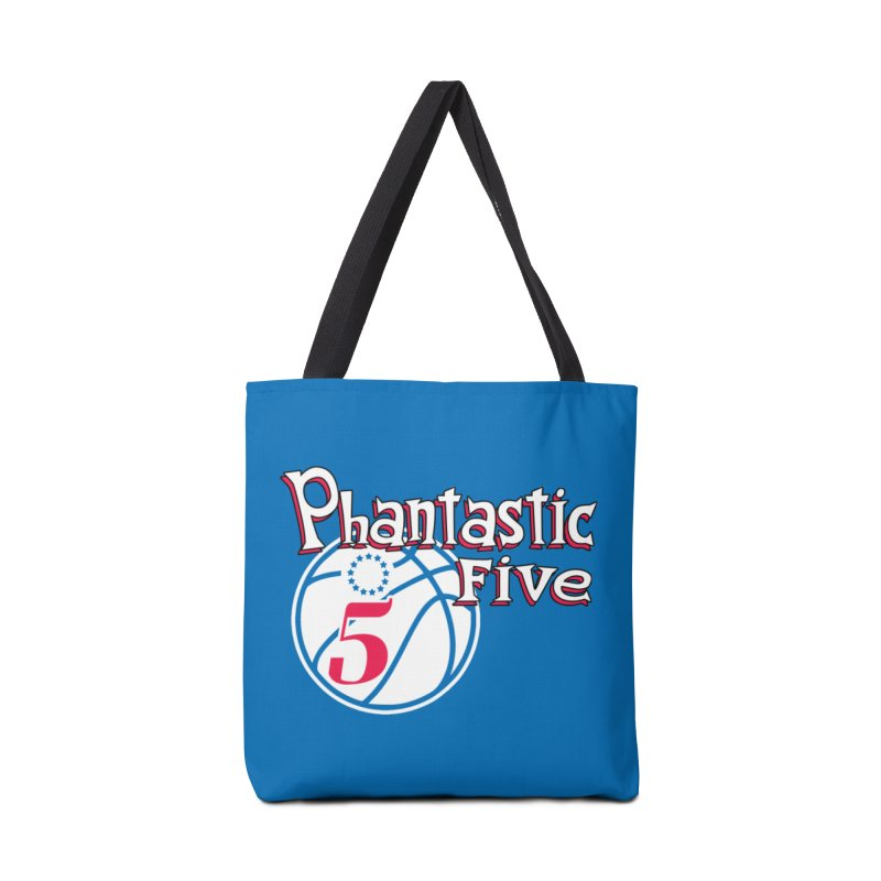 Philly's Greatest Starting Five! Accessories Bag by Mike Hampton's T-Shirt Shop