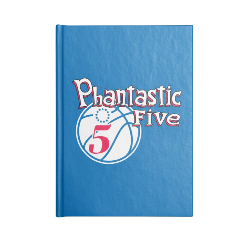 Philly's Greatest Starting Five! Accessories Notebook by Mike Hampton's T-Shirt Shop