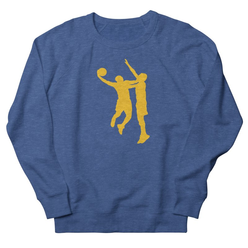 The Dunk Women's French Terry Sweatshirt by Mike Hampton's T-Shirt Shop