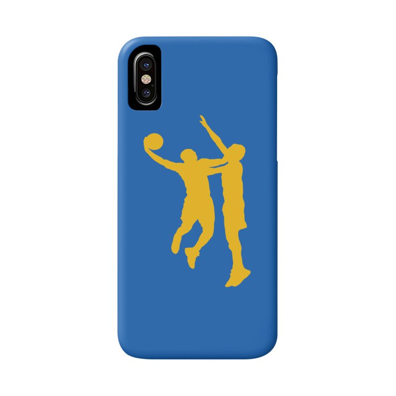 The Dunk Accessories Phone Case by Mike Hampton's T-Shirt Shop