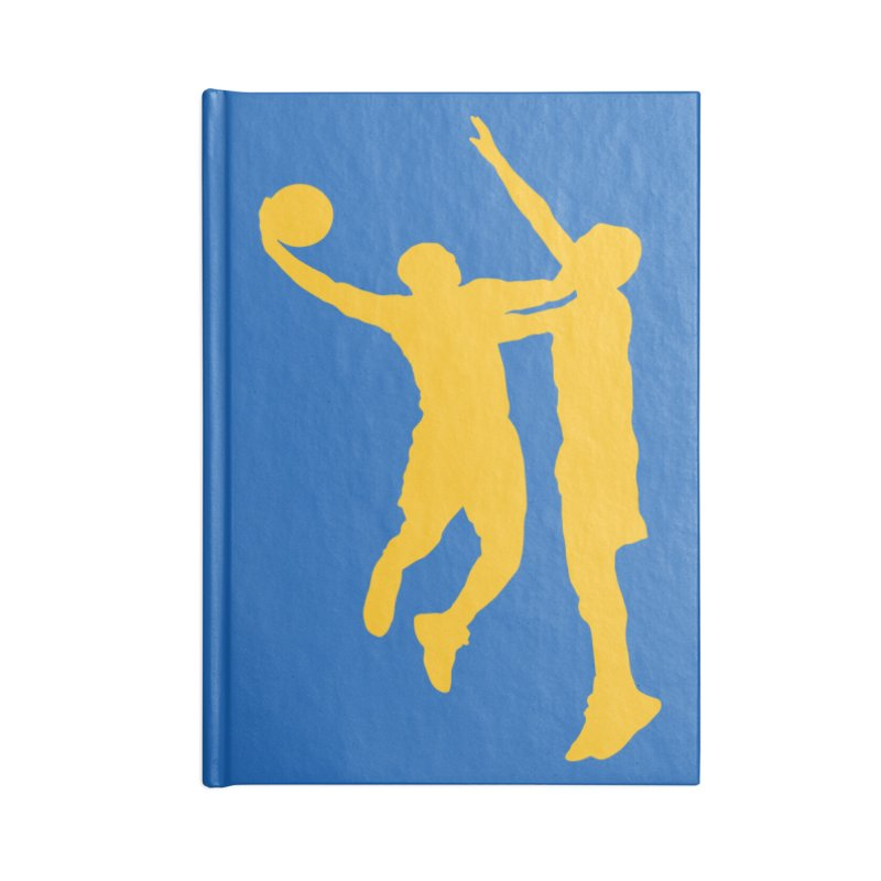 The Dunk Accessories Notebook by Mike Hampton's T-Shirt Shop