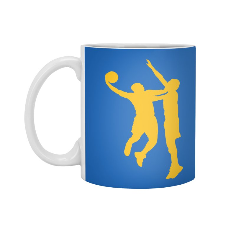 The Dunk Accessories Mug by Mike Hampton's T-Shirt Shop