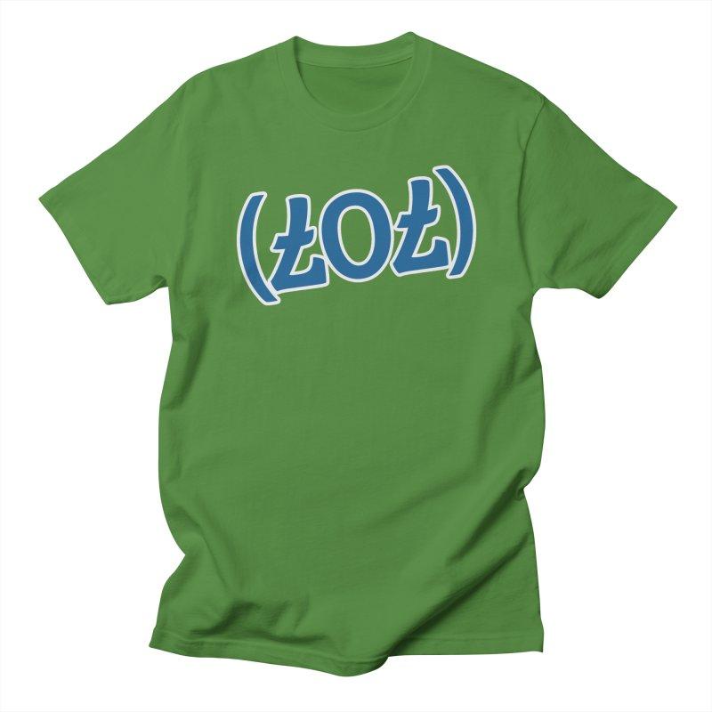 707/LOL Women's Regular Unisex T-Shirt by Mike Hampton's T-Shirt Shop