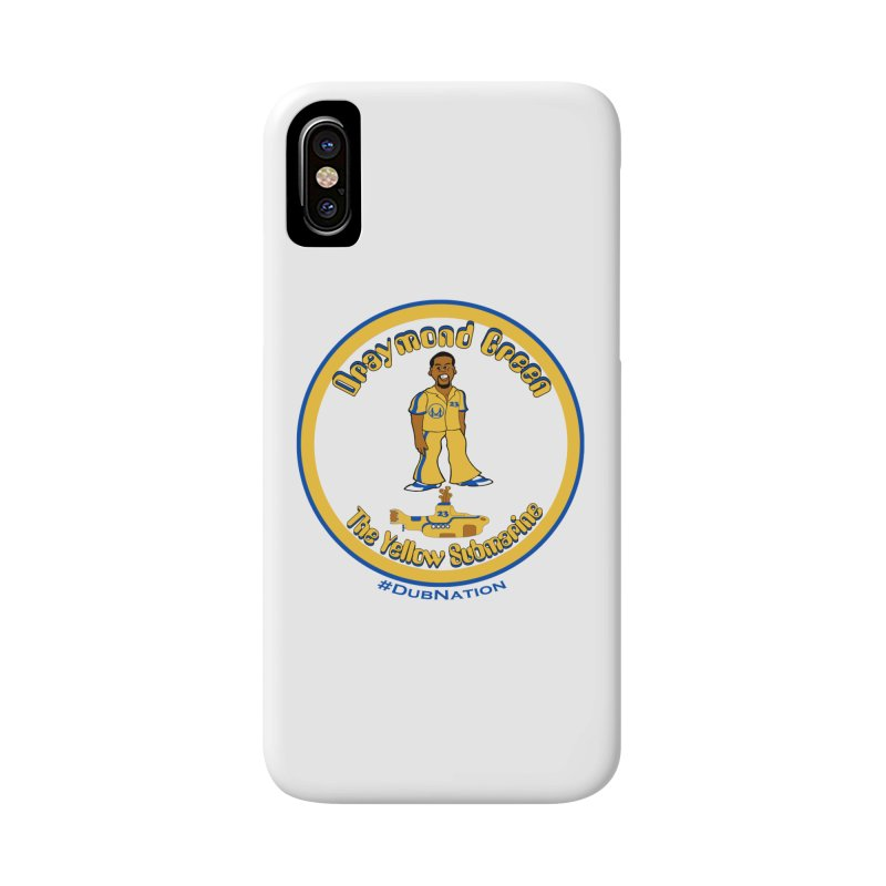 In the town, where I was born... Accessories Phone Case by Mike Hampton's T-Shirt Shop