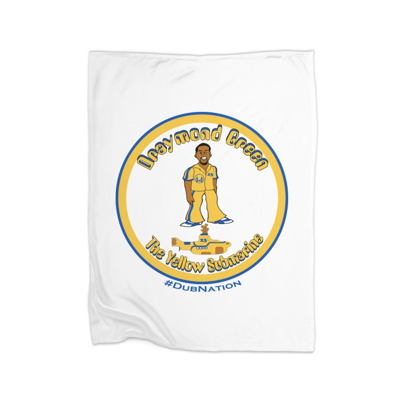 In the town, where I was born... Home Blanket by Mike Hampton's T-Shirt Shop