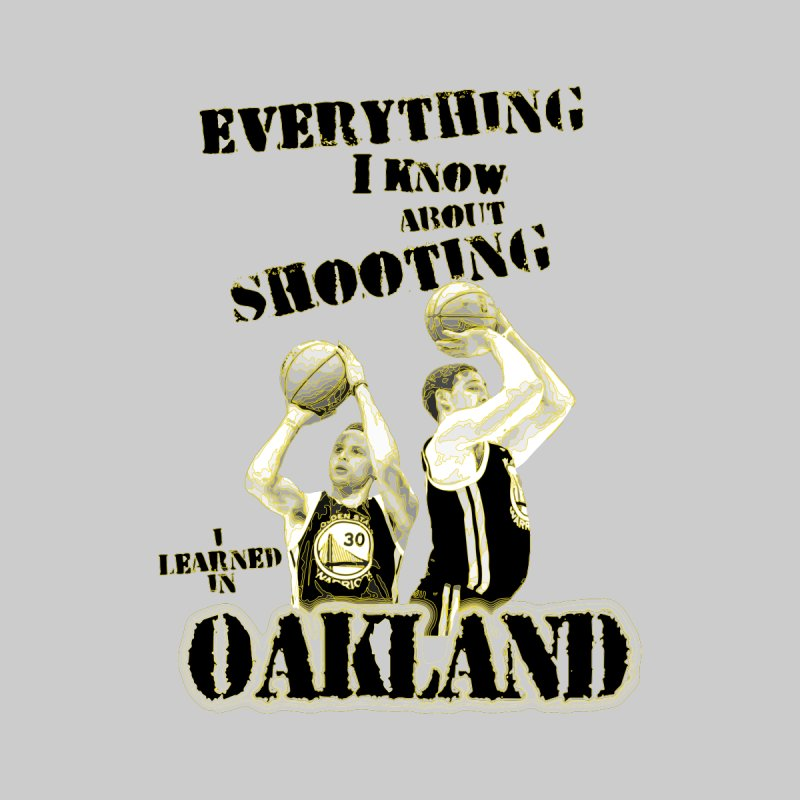 I Learned Things in Oakland by Mike Hampton's T-Shirt Shop