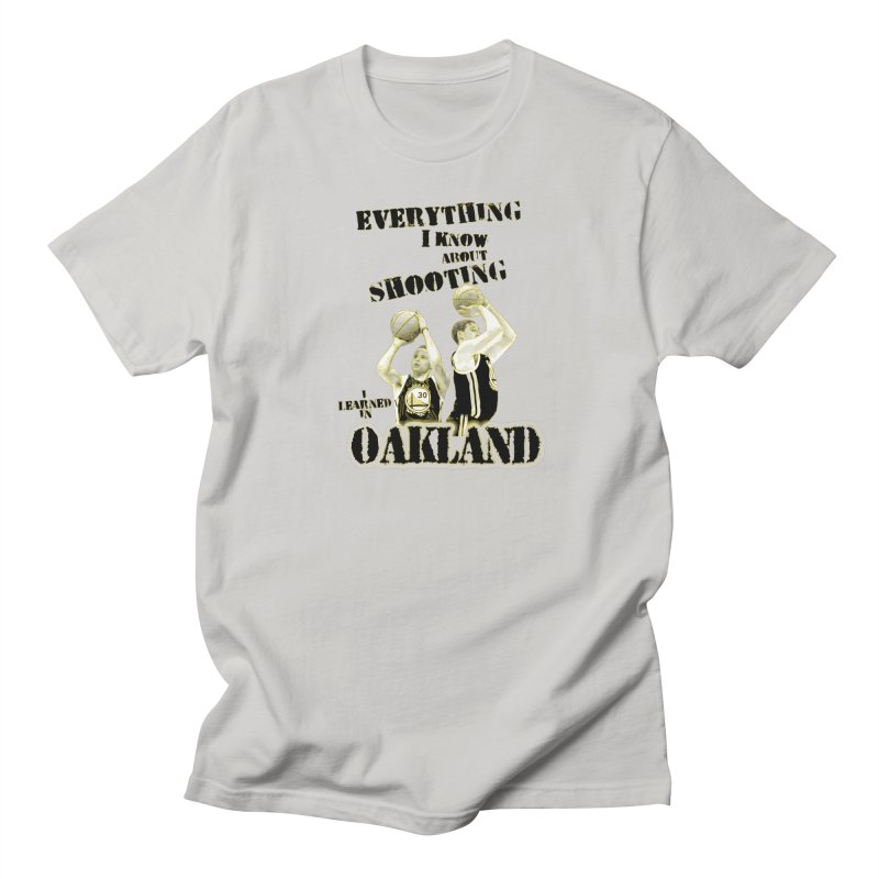 I Learned Things in Oakland Men's Regular T-Shirt by Mike Hampton's T-Shirt Shop