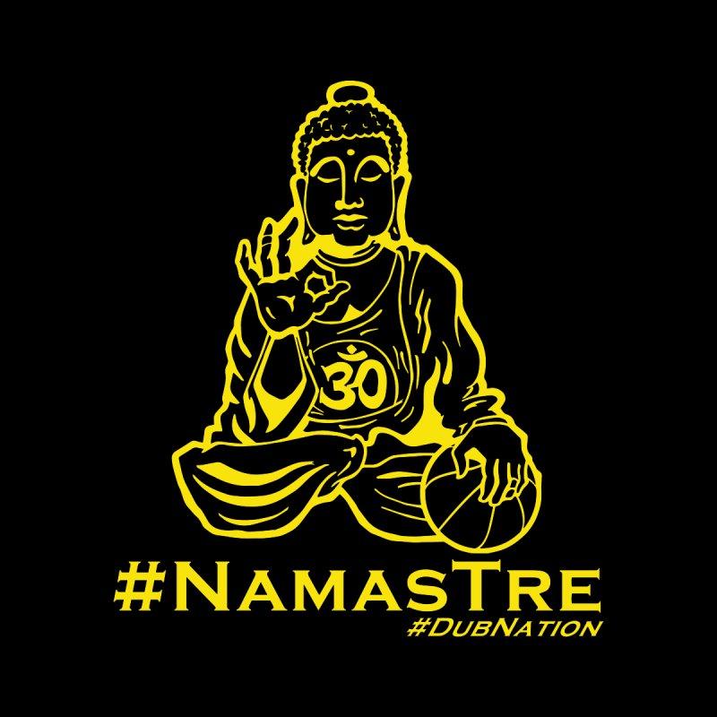Namastre (Thin Buddha) version by Mike Hampton's T-Shirt Shop