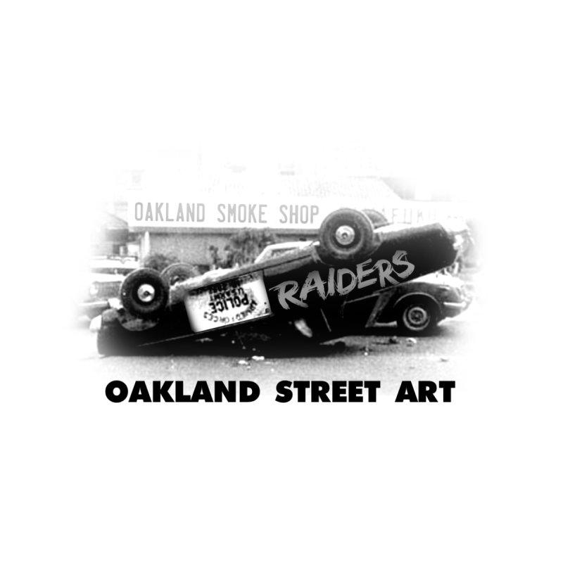 Oakland Street Art by Mike Hampton's T-Shirt Shop