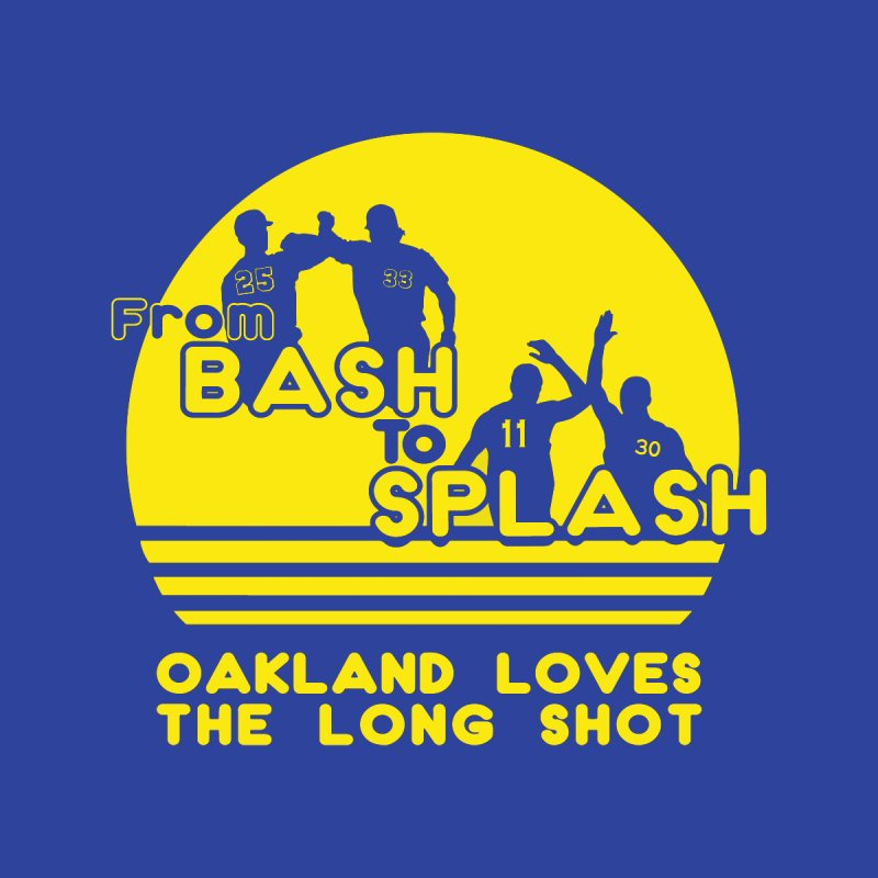 Bash 2 Splash by Mike Hampton's T-Shirt Shop