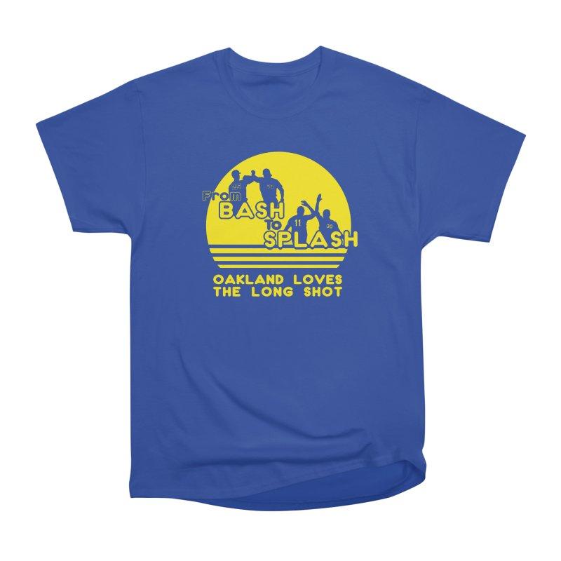 Bash 2 Splash Women's Heavyweight Unisex T-Shirt by Mike Hampton's T-Shirt Shop