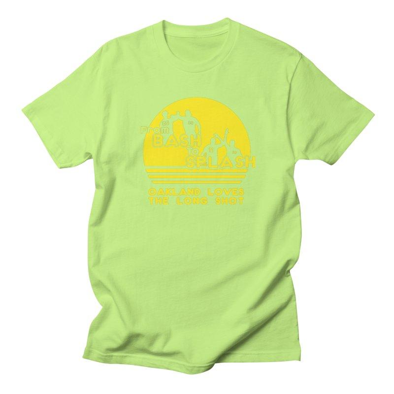 Bash 2 Splash Women's Regular Unisex T-Shirt by Mike Hampton's T-Shirt Shop