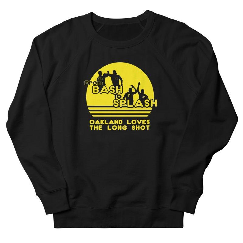 Bash 2 Splash Women's French Terry Sweatshirt by Mike Hampton's T-Shirt Shop