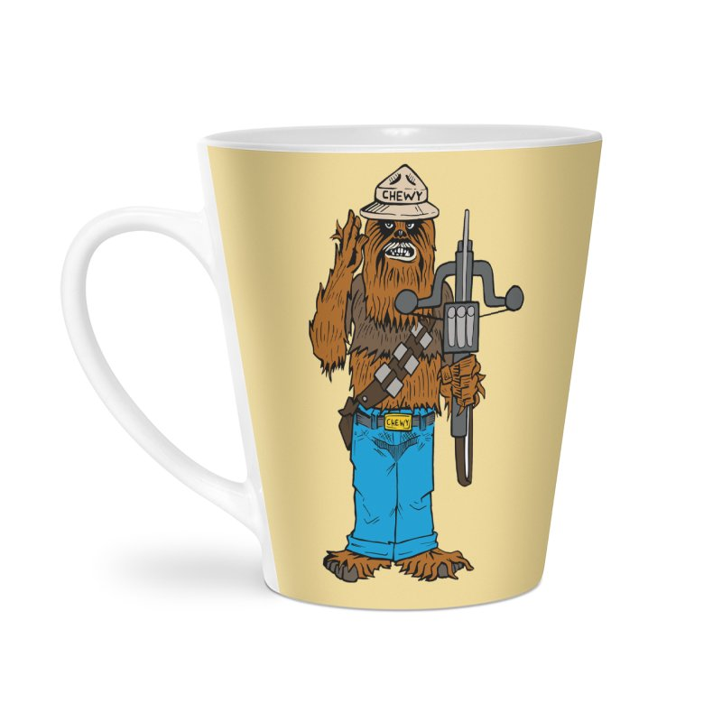 Smokey the Wookie Accessories Mug by Mike Hampton's T-Shirt Shop