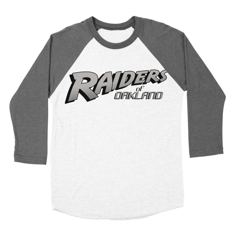 Raiders of Oakland (for now..) Women's Longsleeve T-Shirt by Mike Hampton's T-Shirt Shop