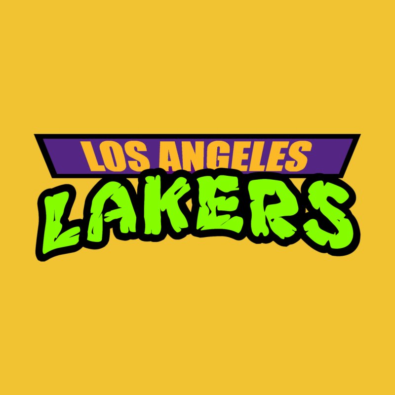 Laker Power Men's T-Shirt by Mike Hampton's T-Shirt Shop