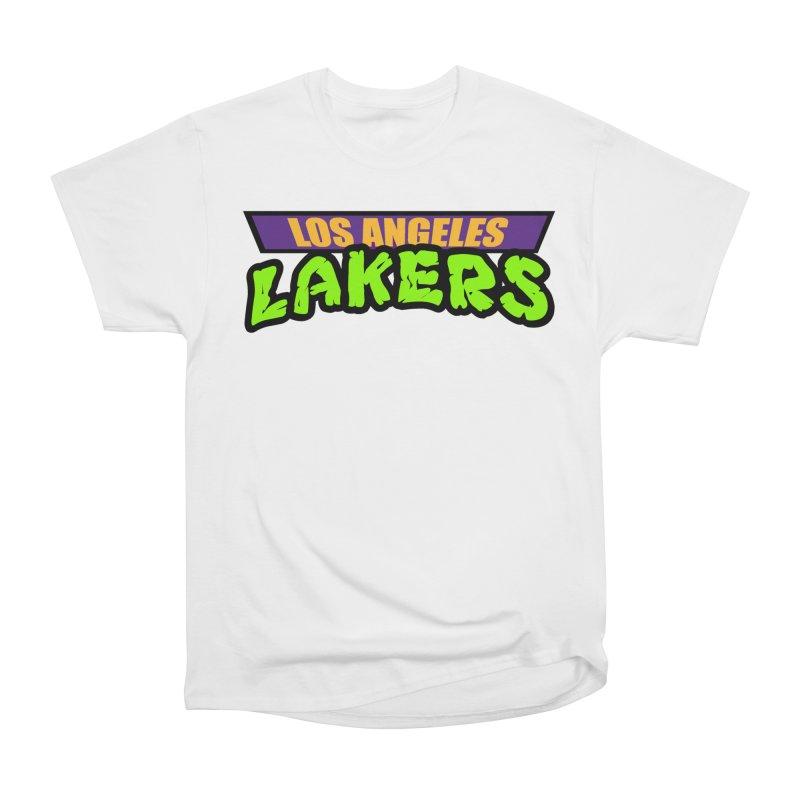 Laker Power Women's T-Shirt by Mike Hampton's T-Shirt Shop