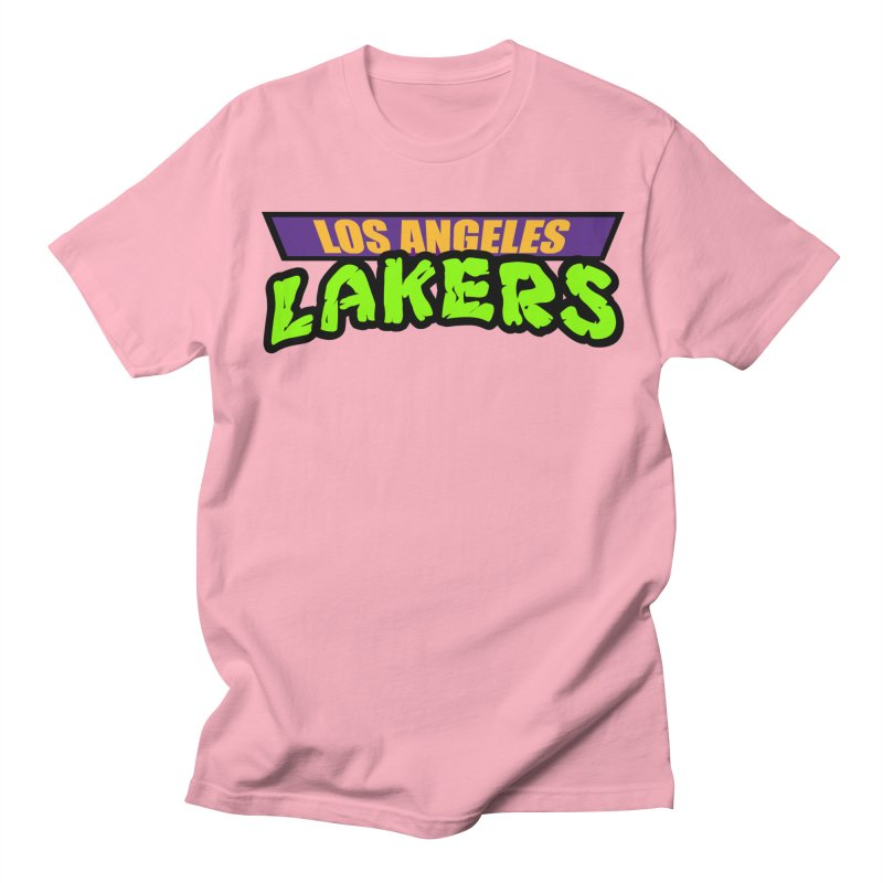 Laker Power Women's Regular Unisex T-Shirt by Mike Hampton's T-Shirt Shop