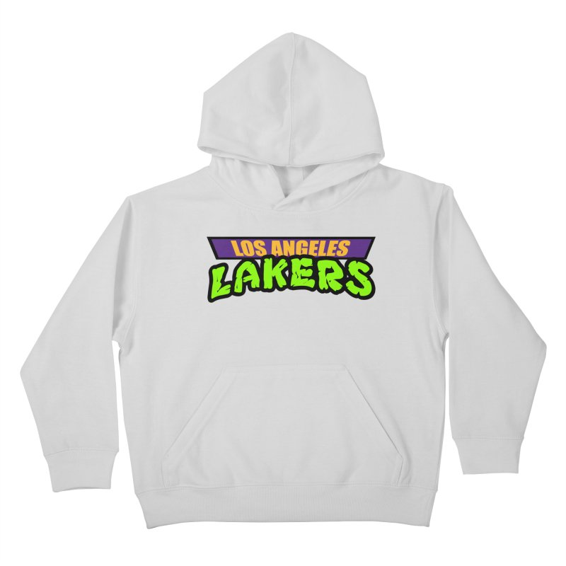 Laker Power Kids Pullover Hoody by Mike Hampton's T-Shirt Shop