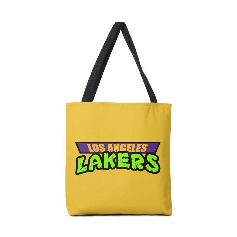 Laker Power Accessories Bag by Mike Hampton's T-Shirt Shop