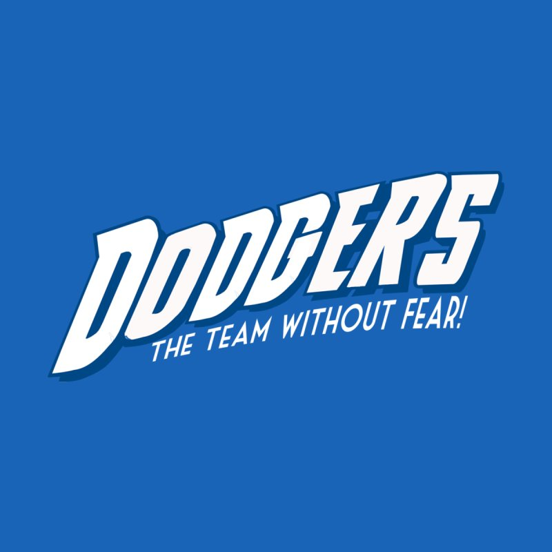 The Team Without Fear! Accessories Sticker by Mike Hampton's T-Shirt Shop