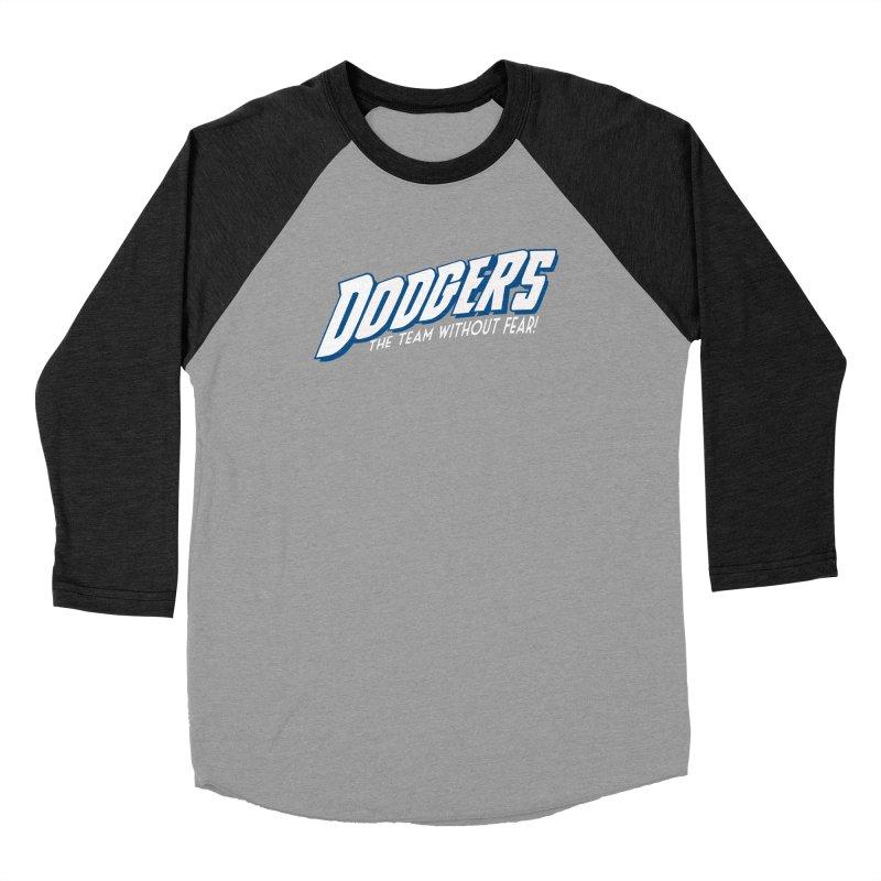 The Team Without Fear! Women's Longsleeve T-Shirt by Mike Hampton's T-Shirt Shop