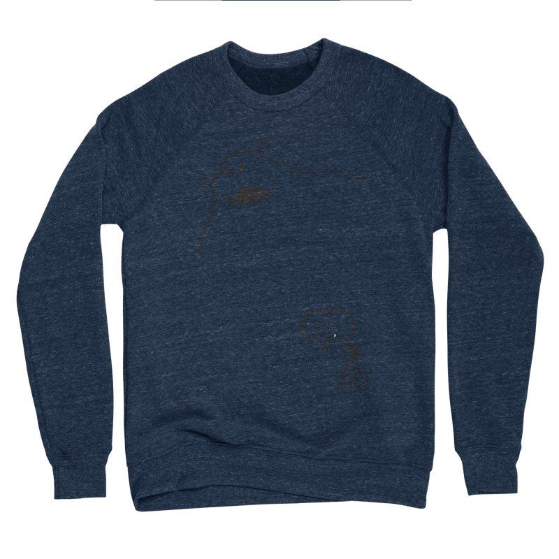 The Boogie Man is my Friend Men's Sponge Fleece Sweatshirt by Mike Hampton's T-Shirt Shop