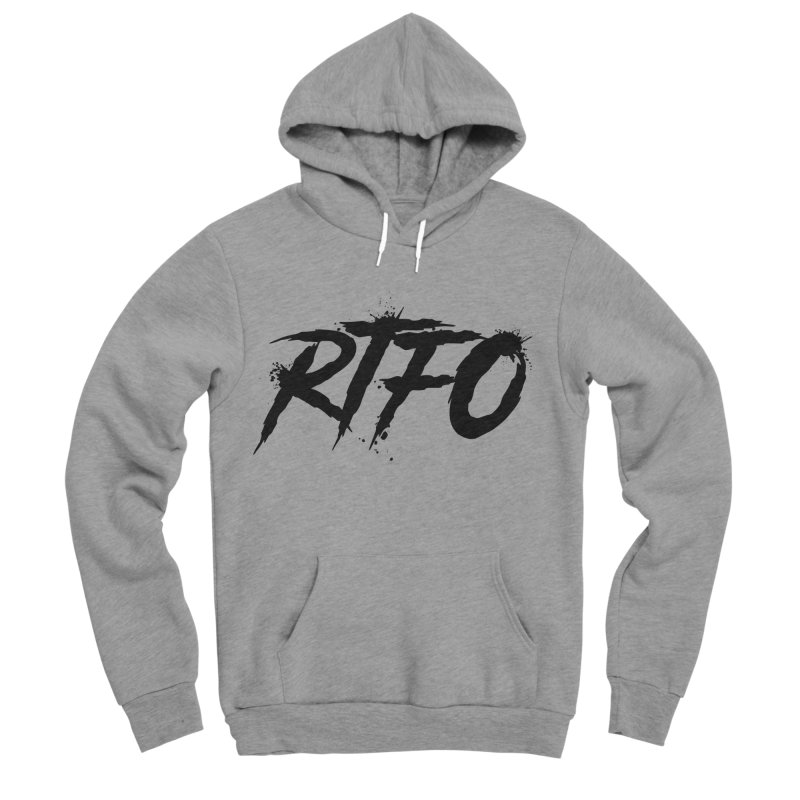 RTFO Women's Sponge Fleece Pullover Hoody by Mike Hampton's T-Shirt Shop