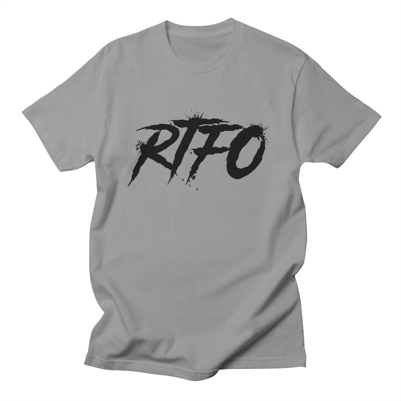 RTFO Women's Regular Unisex T-Shirt by Mike Hampton's T-Shirt Shop