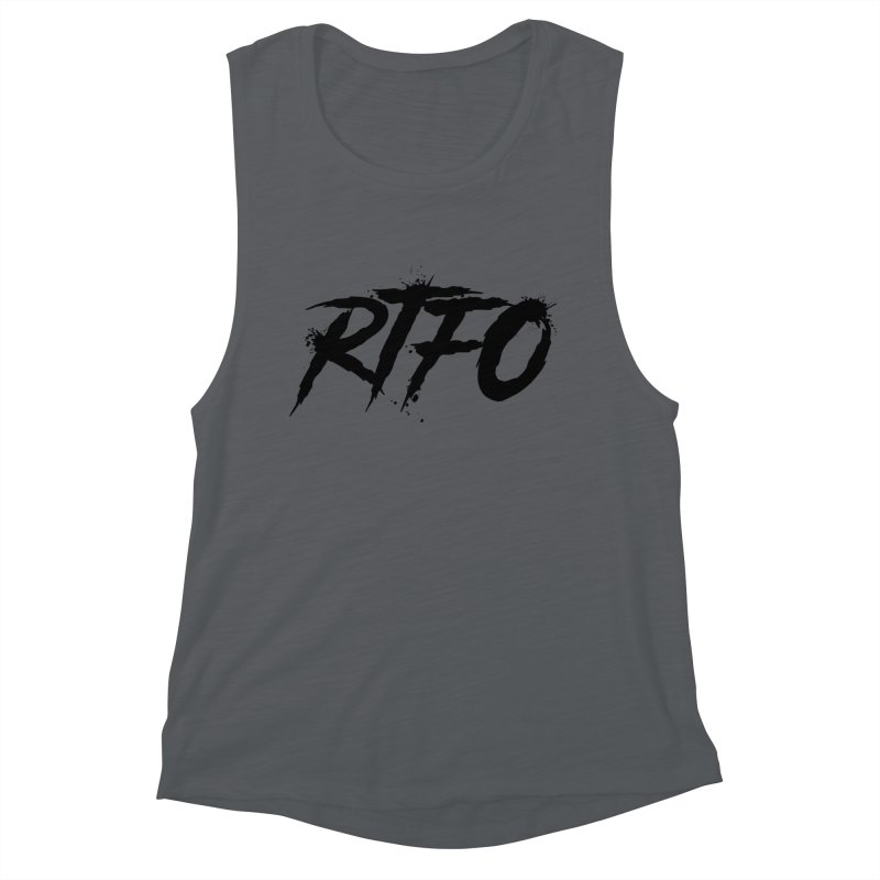 RTFO Women's Tank by Mike Hampton's T-Shirt Shop
