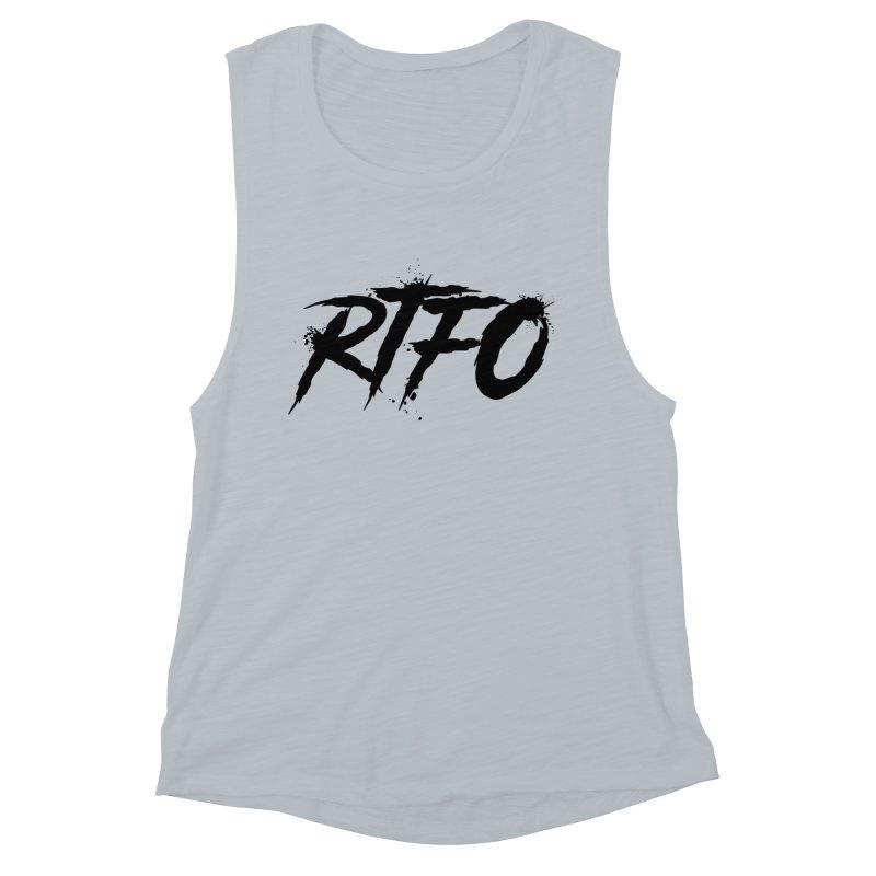 RTFO Women's Tank by Mike Hampton's T-Shirt Shop