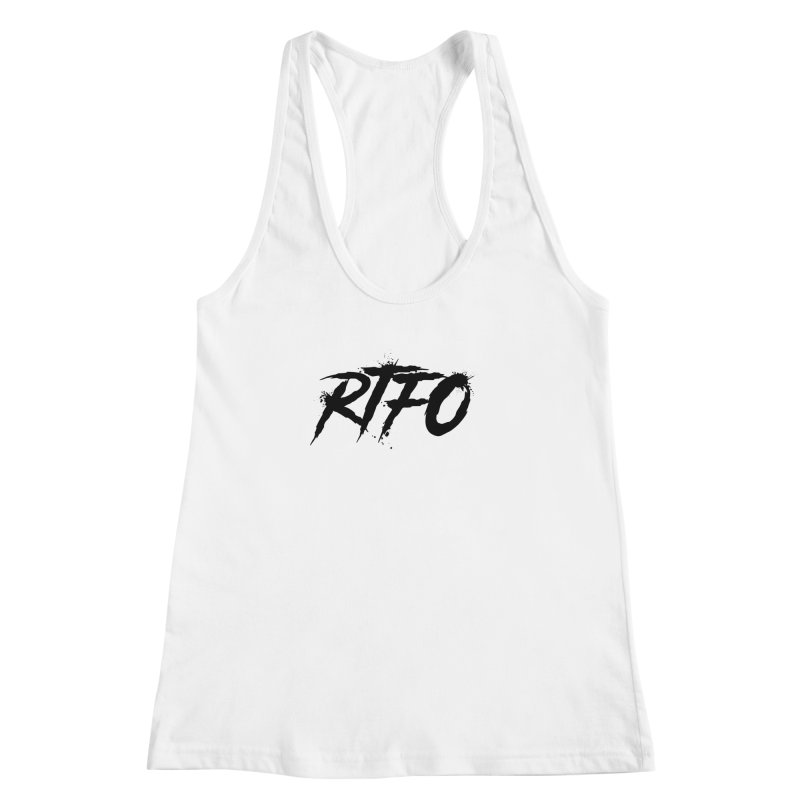 RTFO Women's Racerback Tank by Mike Hampton's T-Shirt Shop