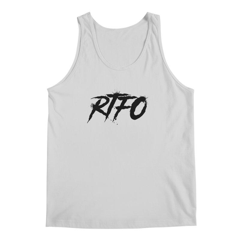 RTFO Men's Regular Tank by Mike Hampton's T-Shirt Shop