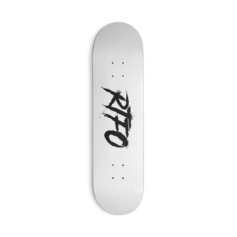 RTFO Accessories Skateboard by Mike Hampton's T-Shirt Shop