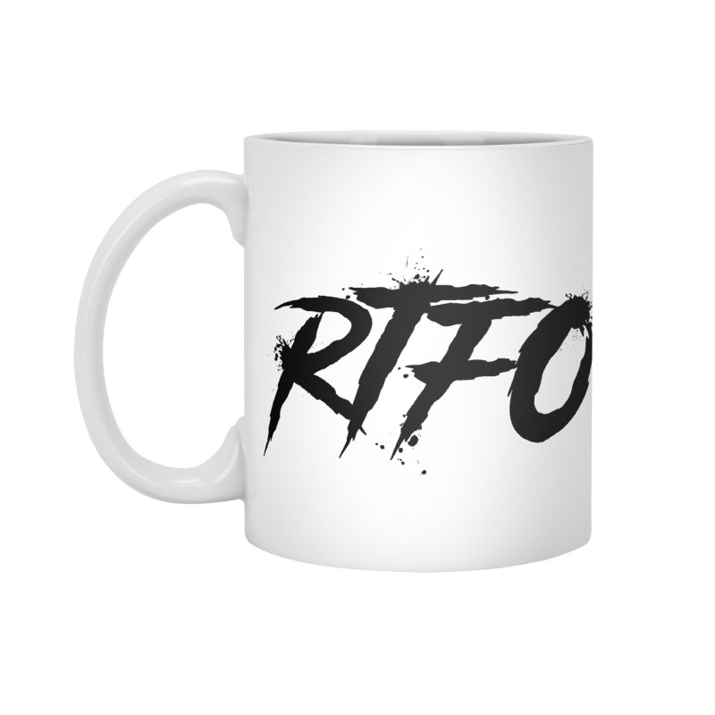 RTFO Accessories Standard Mug by Mike Hampton's T-Shirt Shop