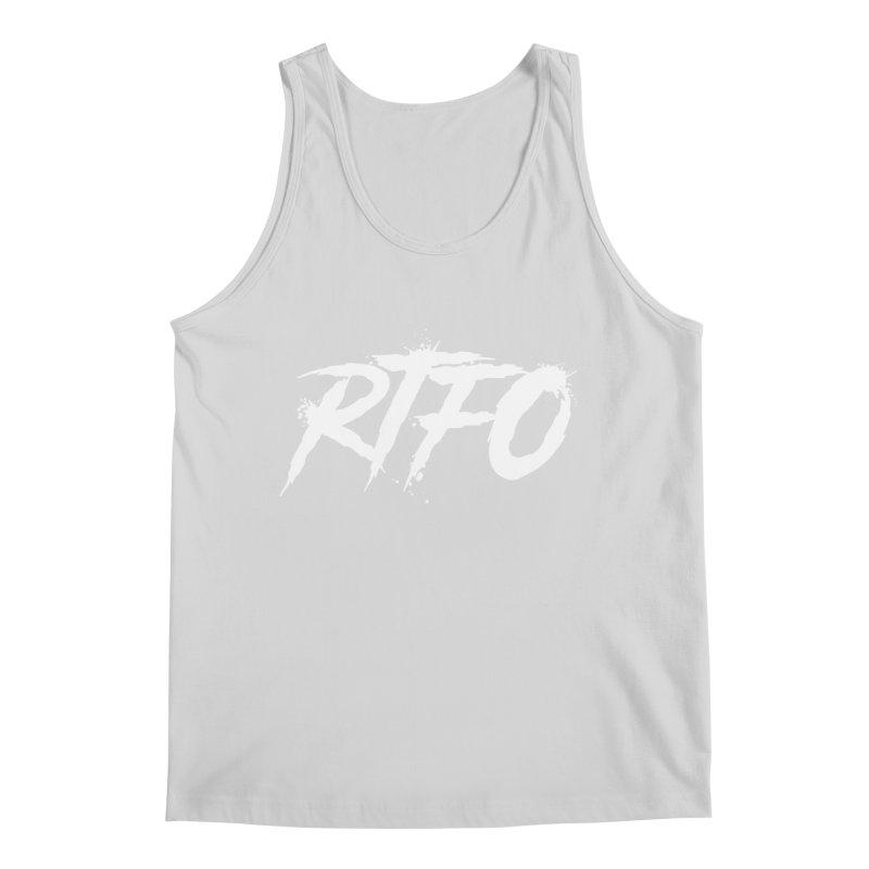 RTFO (alt logo) Men's Tank by Mike Hampton's T-Shirt Shop
