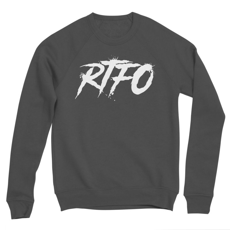 RTFO (alt logo) Women's Sweatshirt by Mike Hampton's T-Shirt Shop