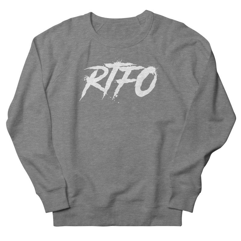 RTFO (alt logo) Men's Sweatshirt by Mike Hampton's T-Shirt Shop