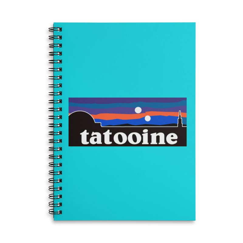 I Hate Sand Accessories Lined Spiral Notebook by Mike Hampton's T-Shirt Shop