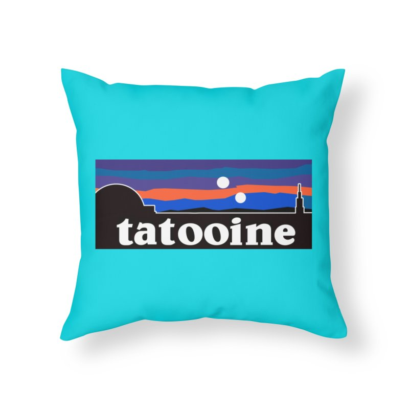 I Hate Sand Home Throw Pillow by Mike Hampton's T-Shirt Shop