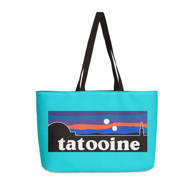 I Hate Sand Accessories Weekender Bag Bag by Mike Hampton's T-Shirt Shop