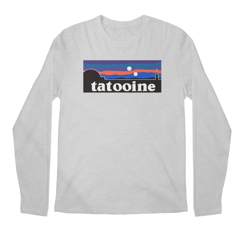 I Hate Sand Men's Regular Longsleeve T-Shirt by Mike Hampton's T-Shirt Shop
