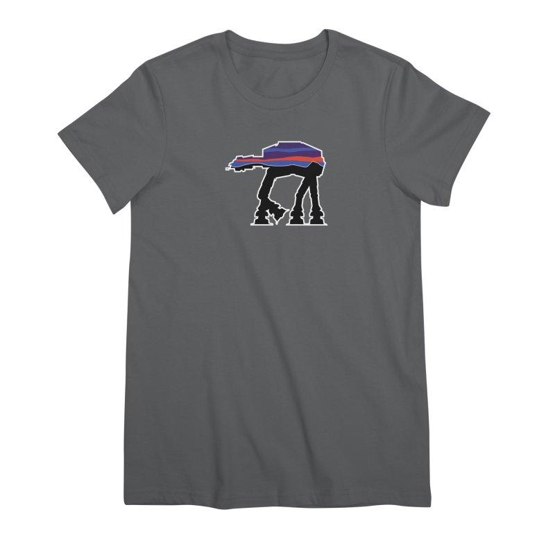 Walking thing.. Women's T-Shirt by Mike Hampton's T-Shirt Shop
