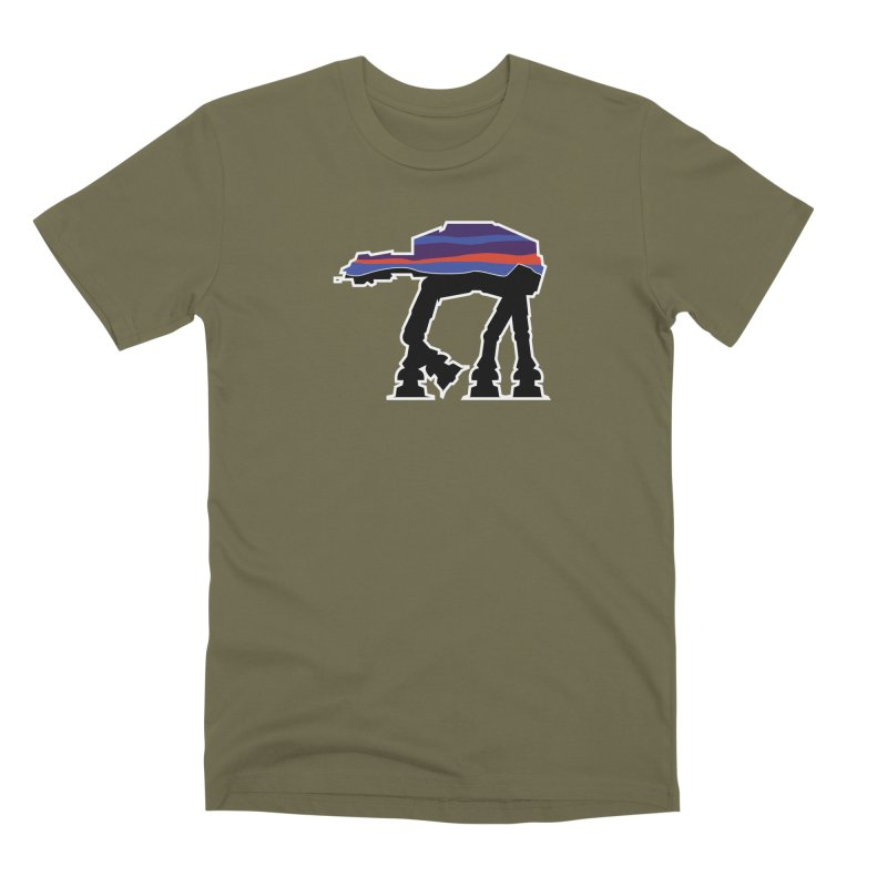 Walking thing.. Men's Premium T-Shirt by Mike Hampton's T-Shirt Shop