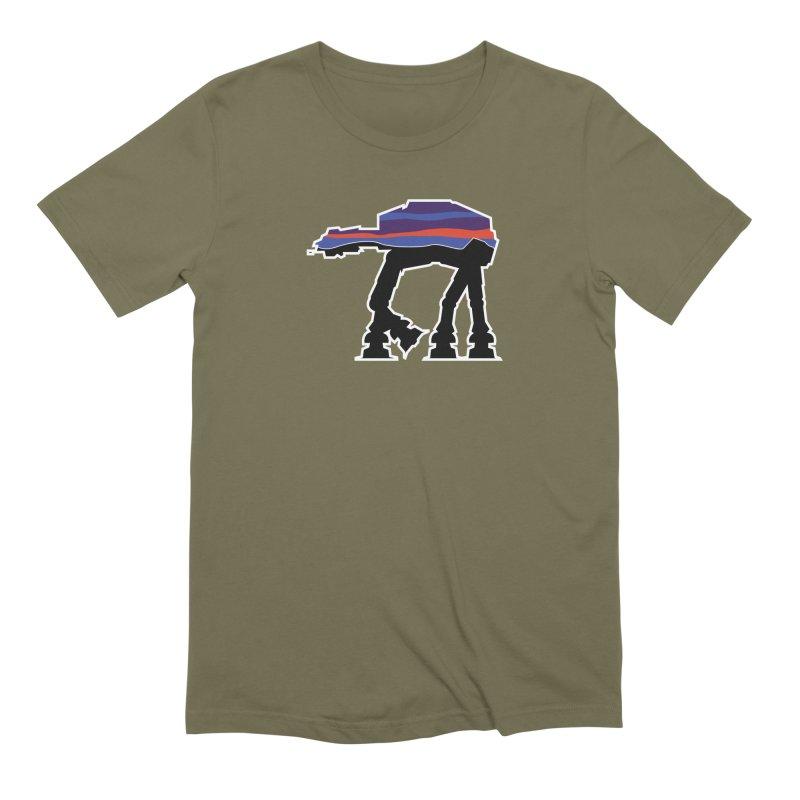 Walking thing.. Men's Extra Soft T-Shirt by Mike Hampton's T-Shirt Shop