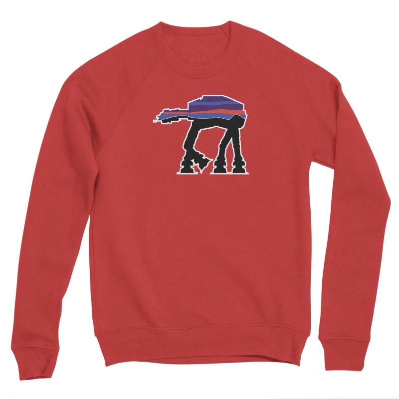 Walking thing.. Men's Sponge Fleece Sweatshirt by Mike Hampton's T-Shirt Shop