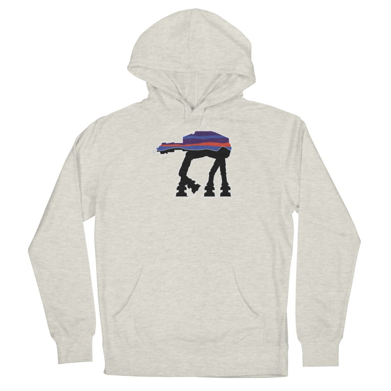 Walking thing.. Women's French Terry Pullover Hoody by Mike Hampton's T-Shirt Shop