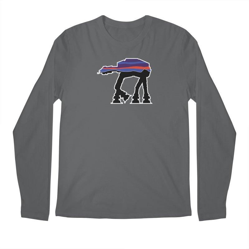 Walking thing.. Men's Regular Longsleeve T-Shirt by Mike Hampton's T-Shirt Shop